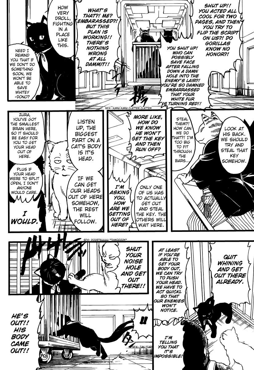 Gintama Chapter, 278 image 008