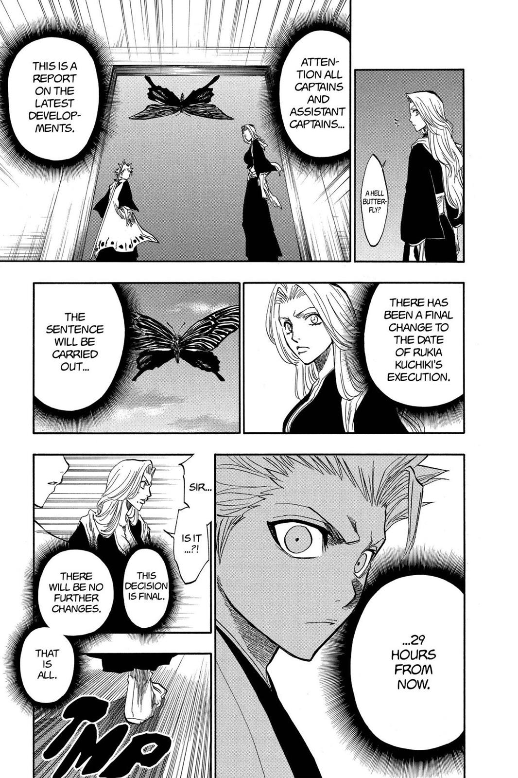 Bleach, Chapter 133 image 007