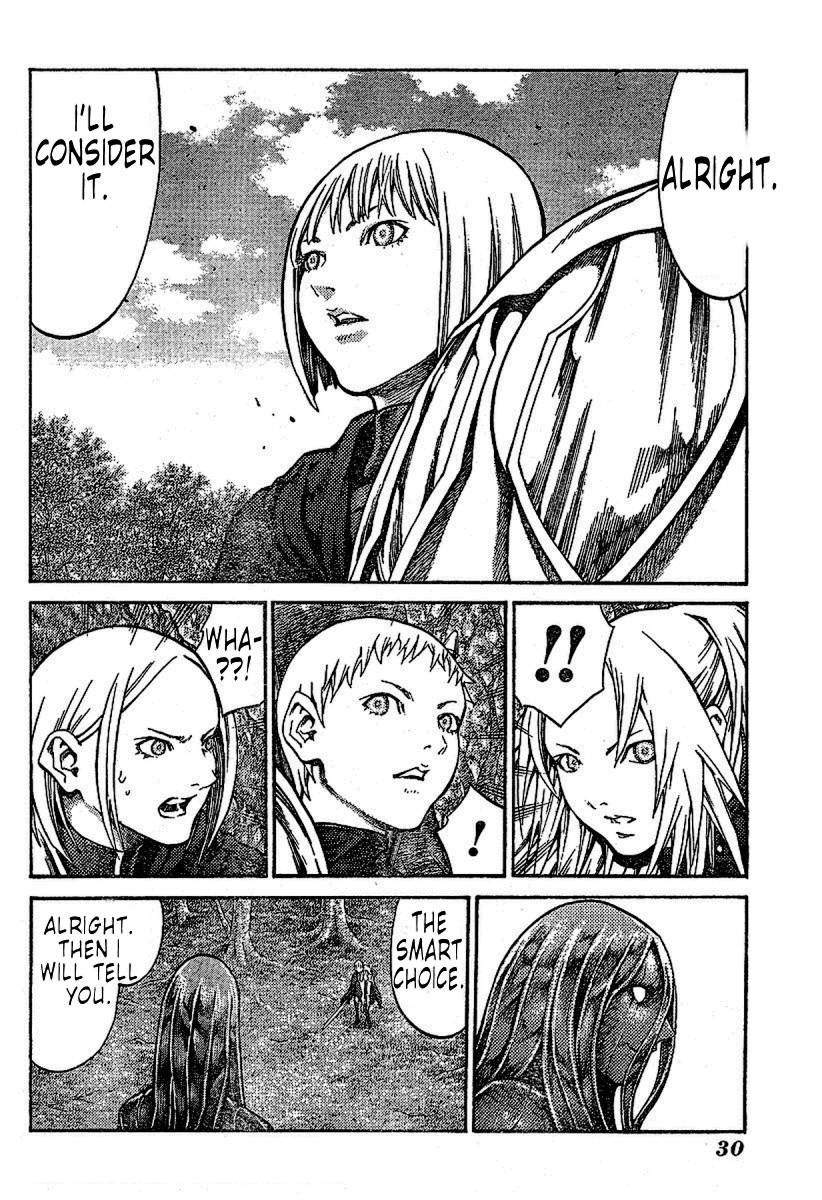 Claymore, Chapter 71 image 010
