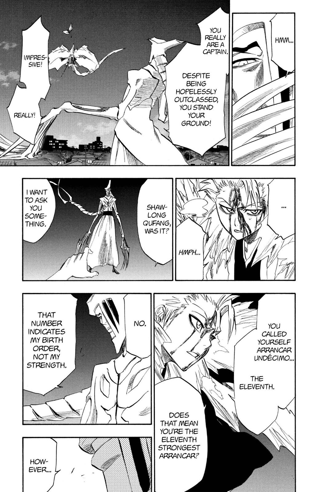 Bleach, Chapter 209 image 003