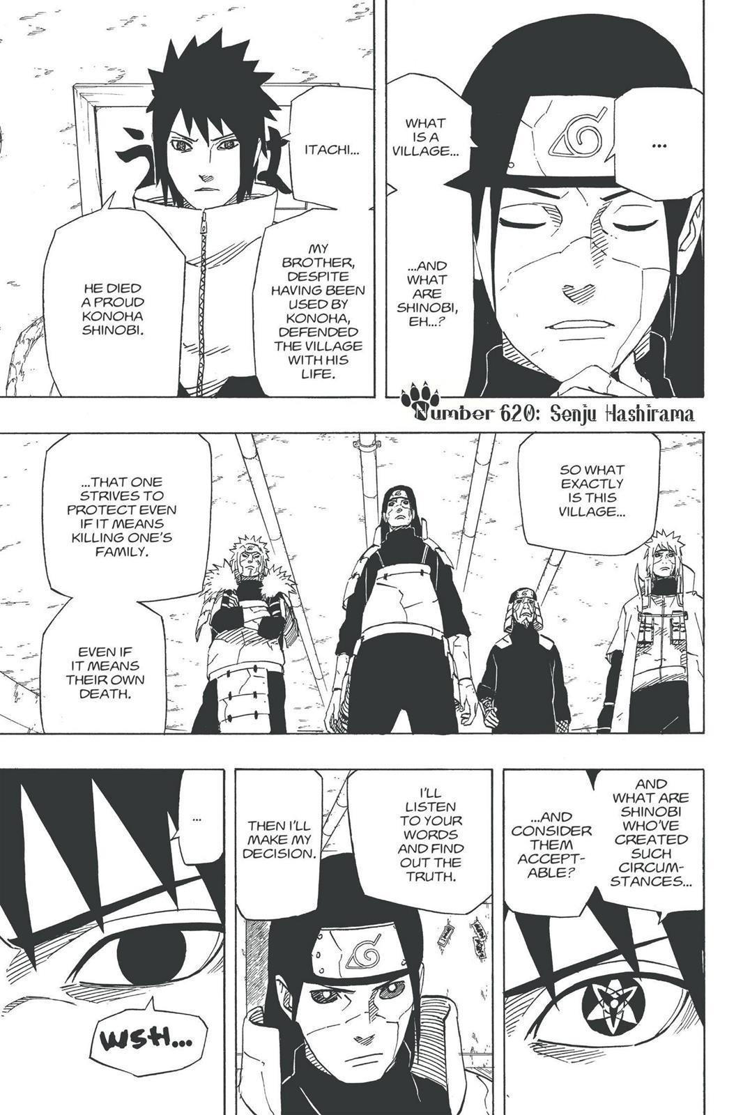 Naruto, Chapter 620 image 001