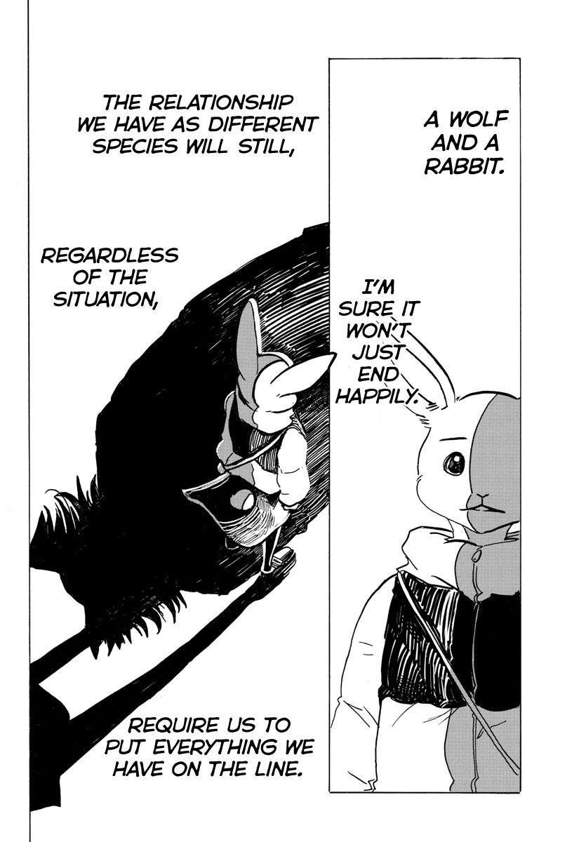Beastars Manga, Chapter 196 image 009