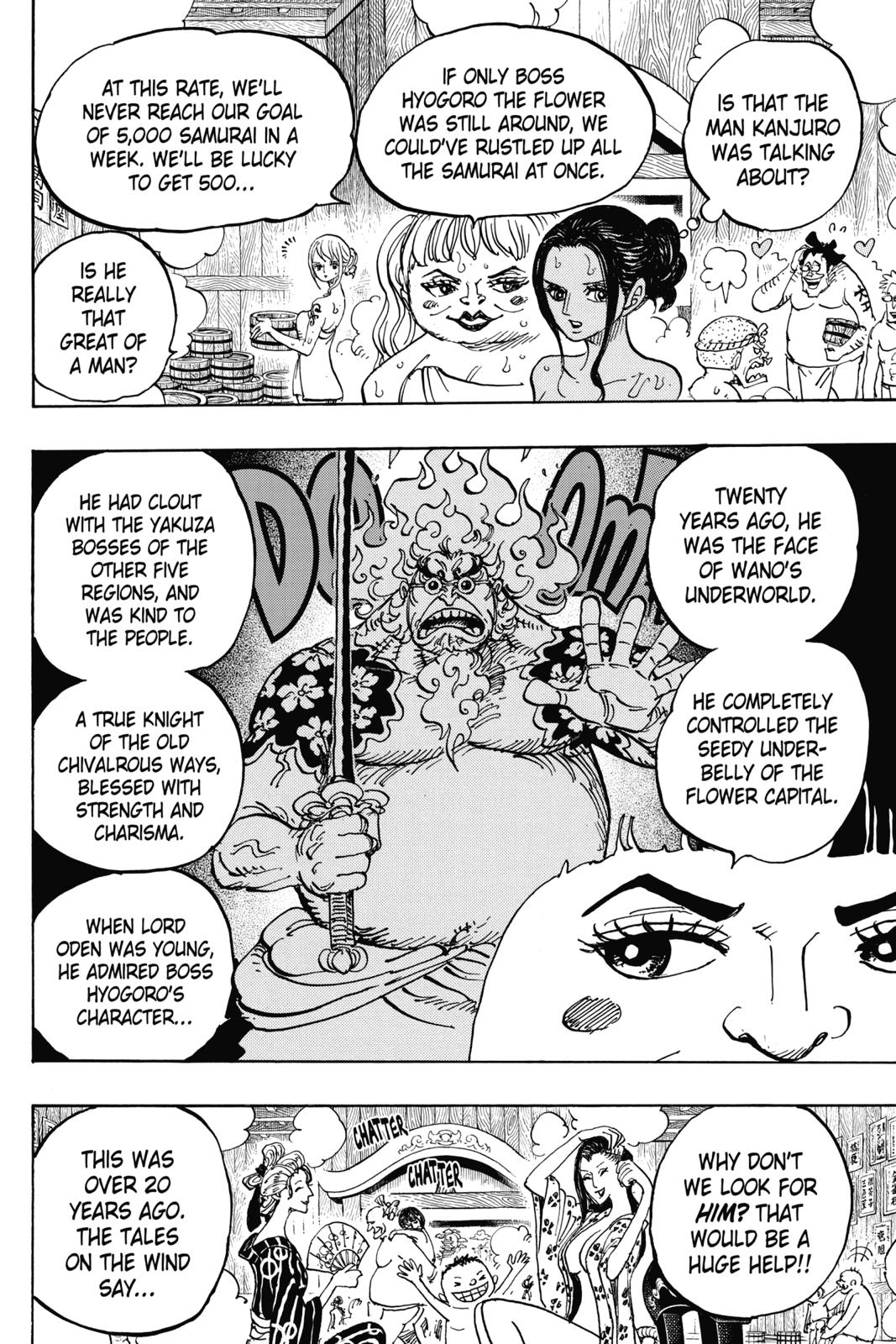 One Piece, Chapter 935 image 013