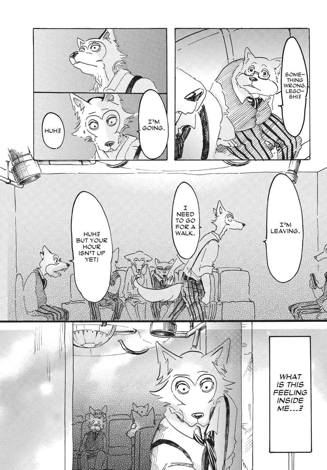 Beastars Manga, Chapter 9 image 018