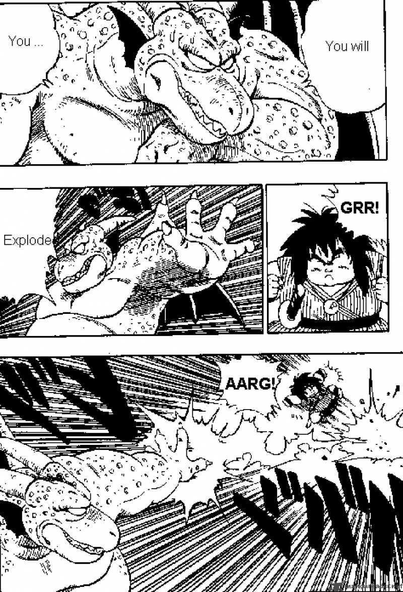 Dragon Ball, Chapter 139 image 010