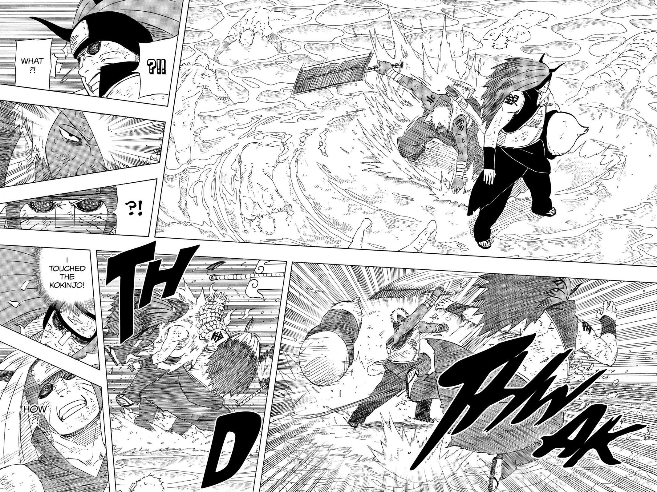 Naruto, Chapter 528 image 008