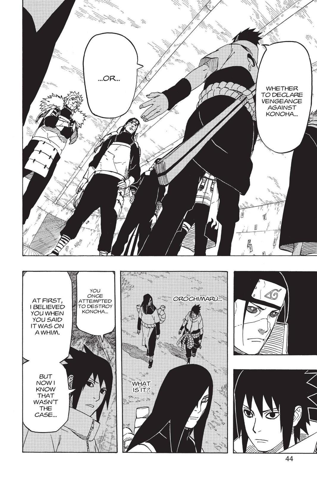 Naruto, Chapter 620 image 002