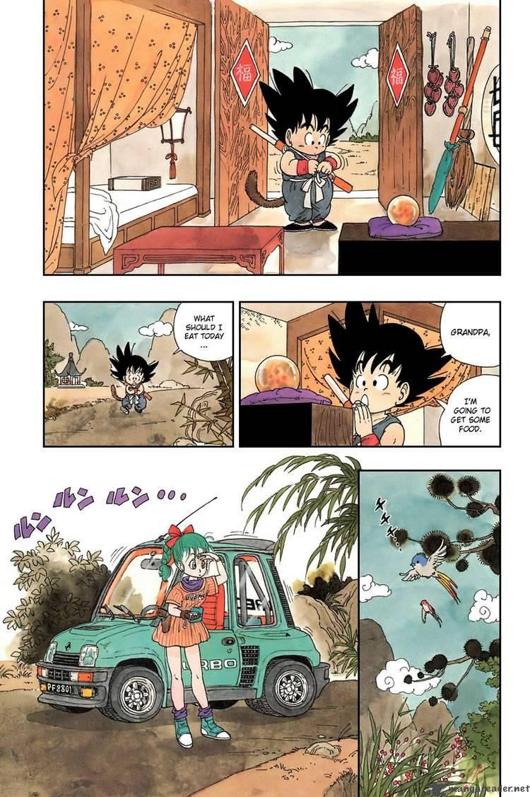 Dragon Ball, Chapter 1 image 009