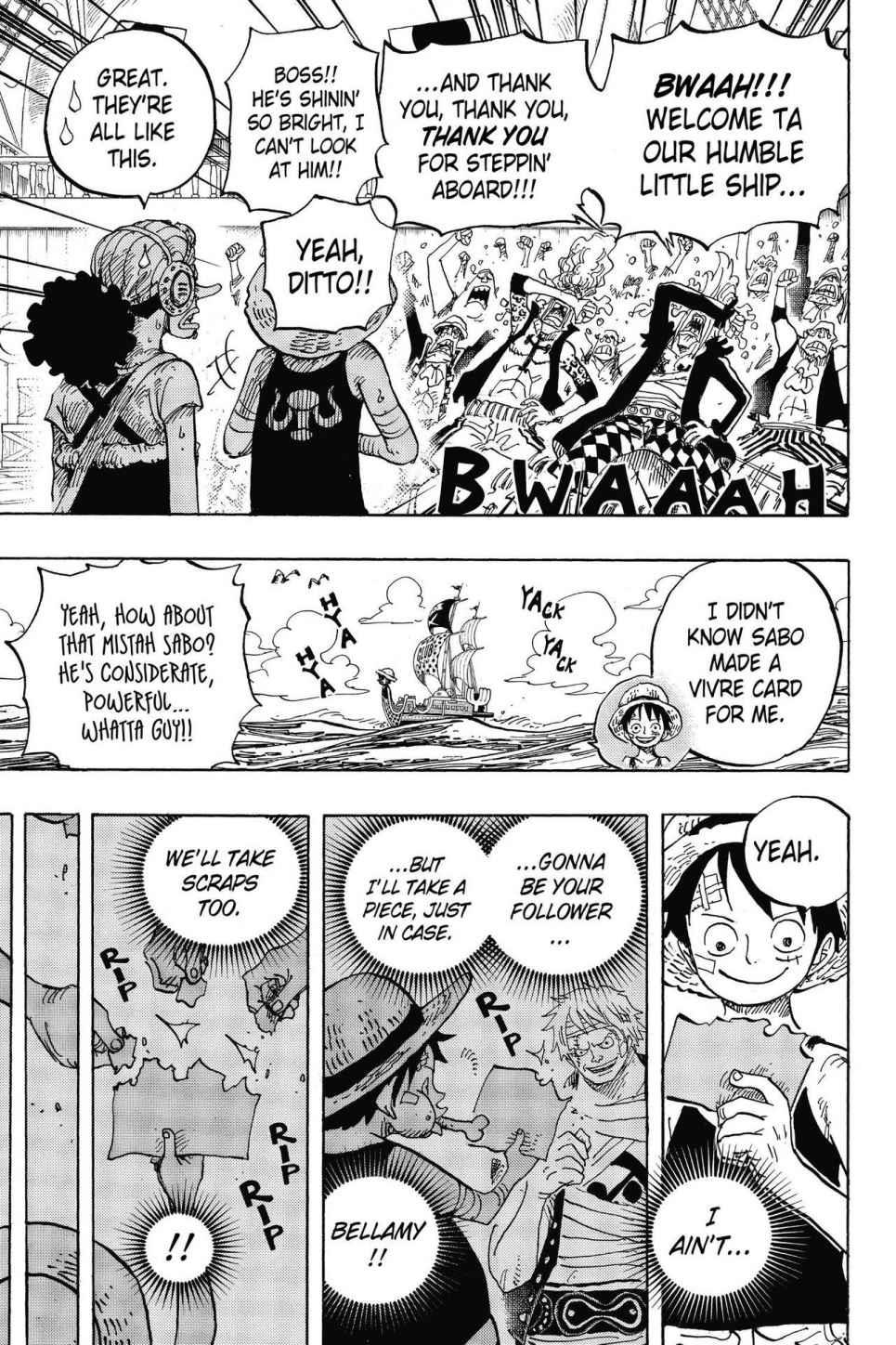 One Piece, Chapter 801 image 012