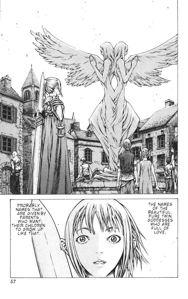 Claymore, Chapter 41 image 020
