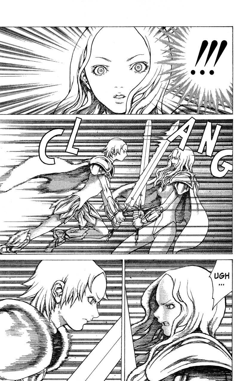 Claymore, Chapter 20 image 008