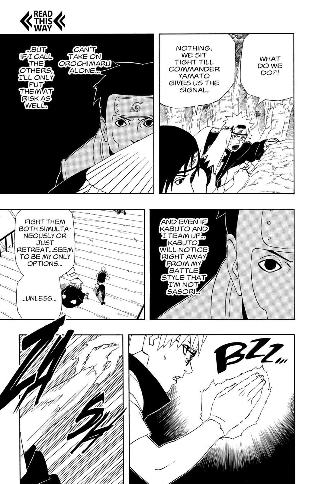 Naruto, Chapter 290 image 016