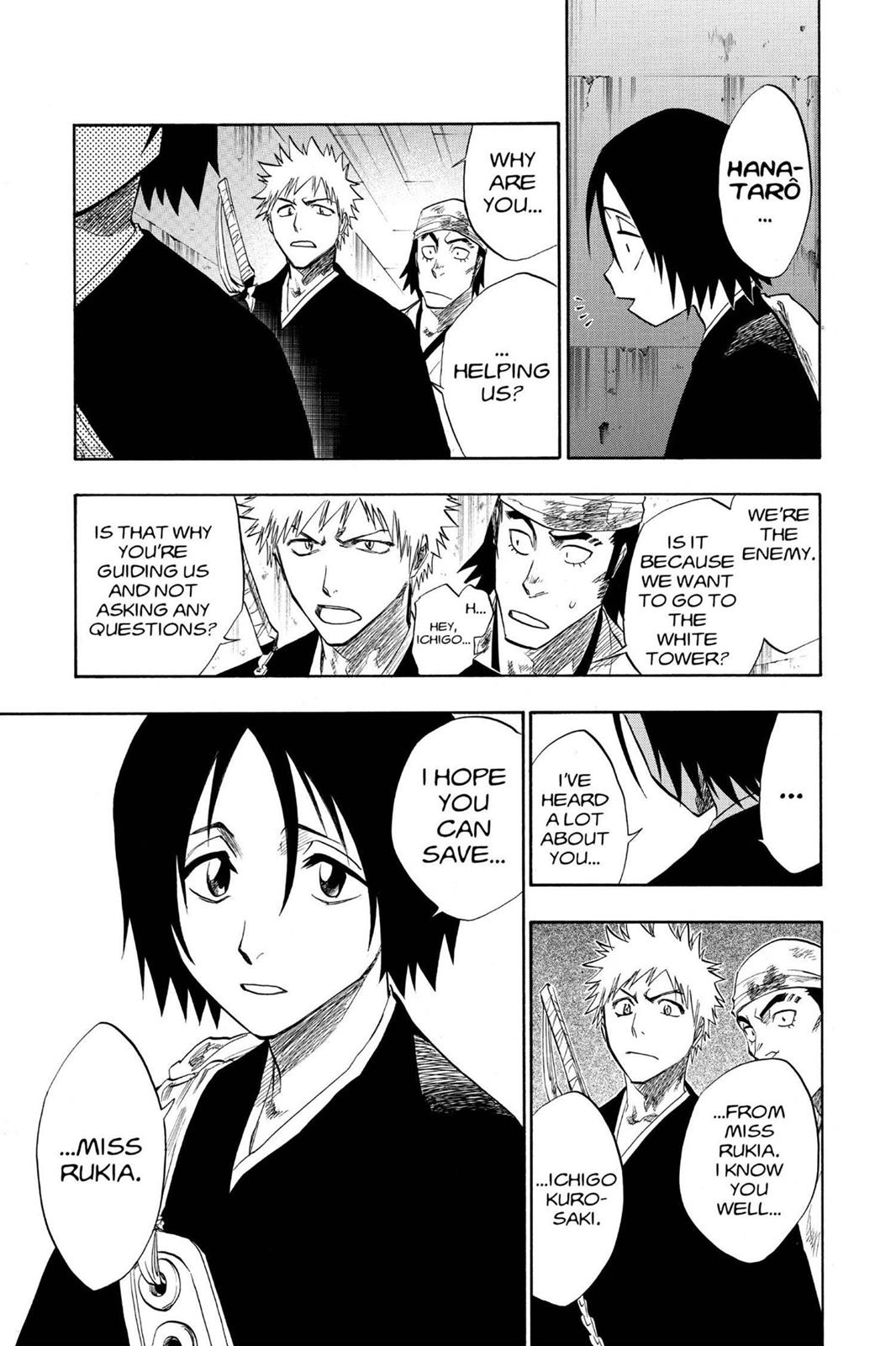 Bleach, Chapter 94 image 003