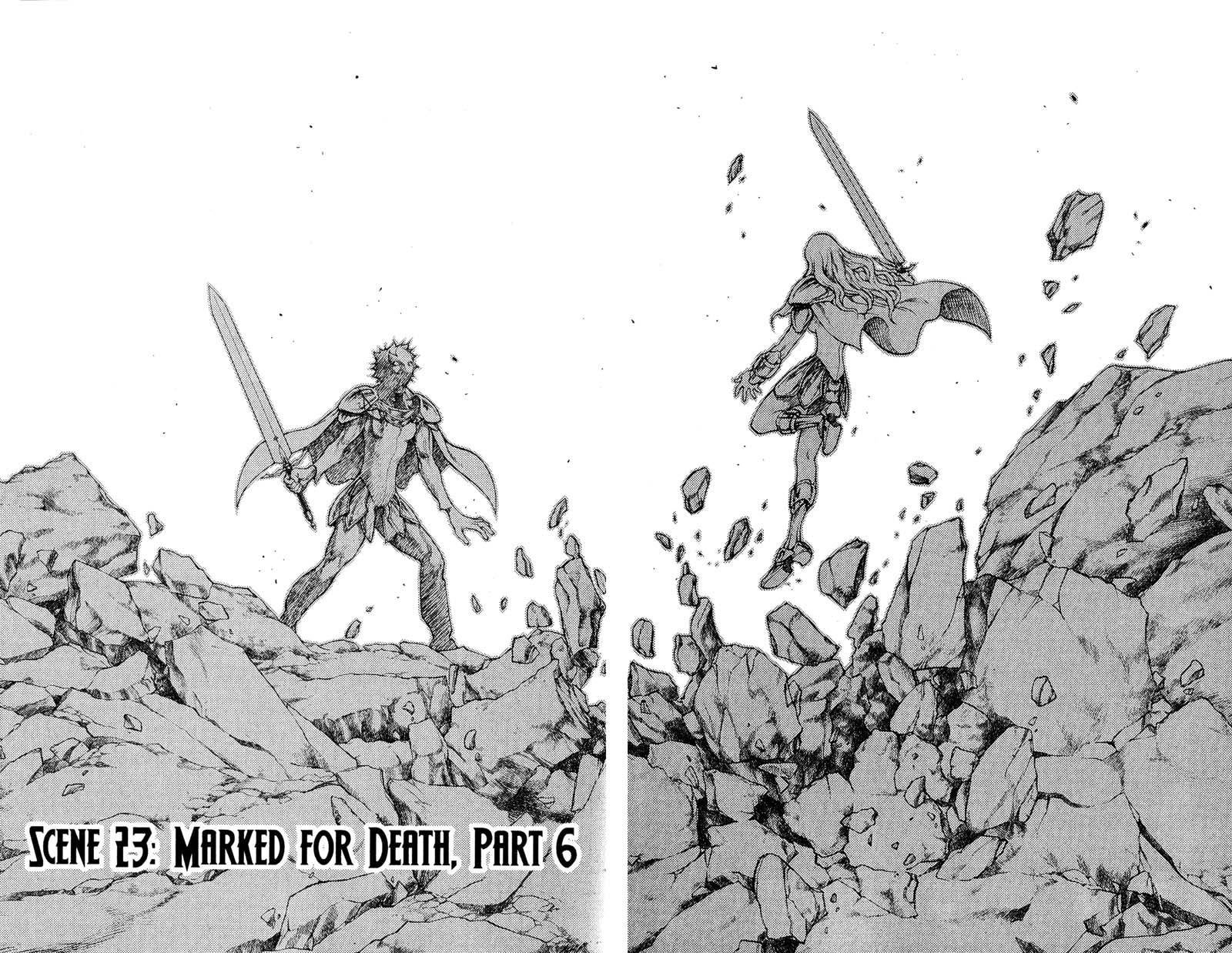 Claymore, Chapter 23 image 002