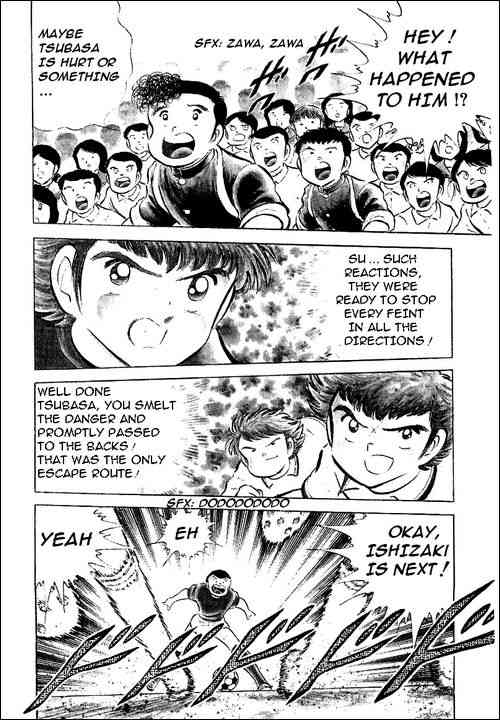 Captain Tsubasa, Chapter 55 image 021
