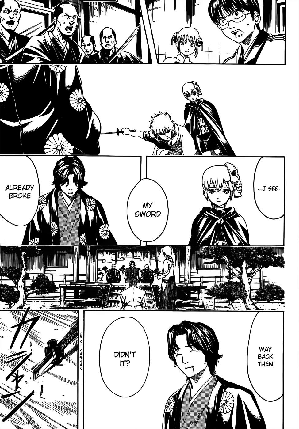 Gintama Chapter, 468 image 007