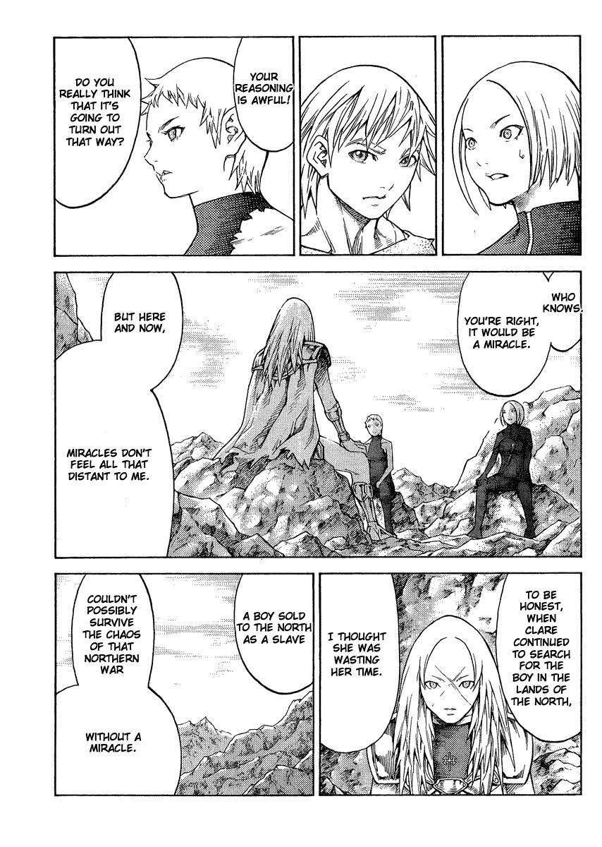 Claymore, Chapter 127 image 014
