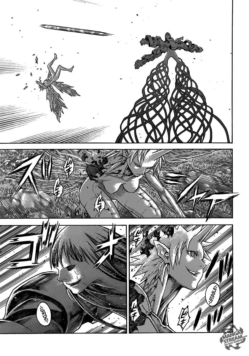 Claymore, Chapter 136 image 011