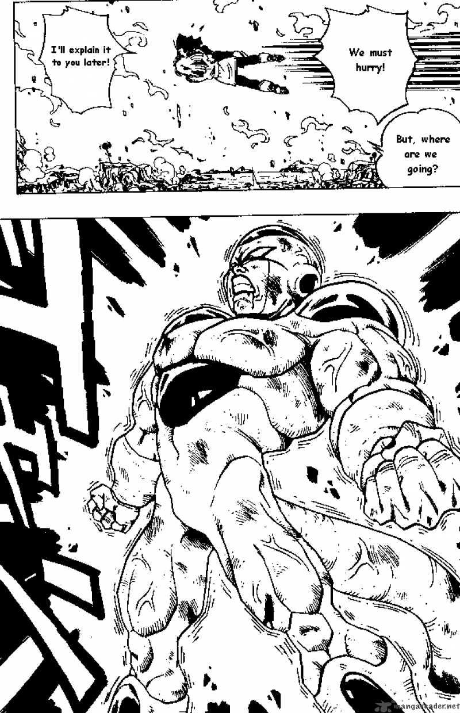 Dragon Ball, Chapter 321 image 008