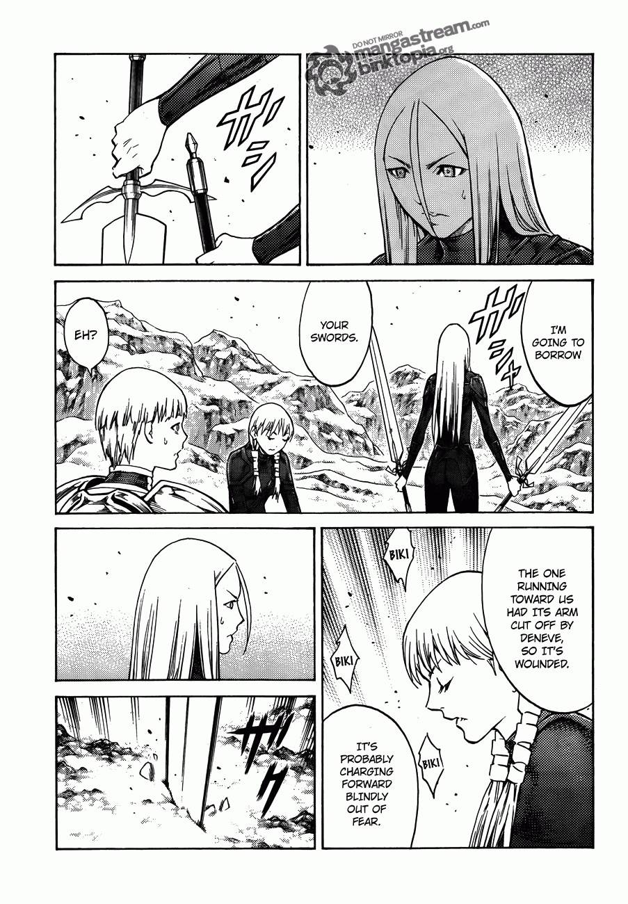 Claymore, Chapter 112 image 015