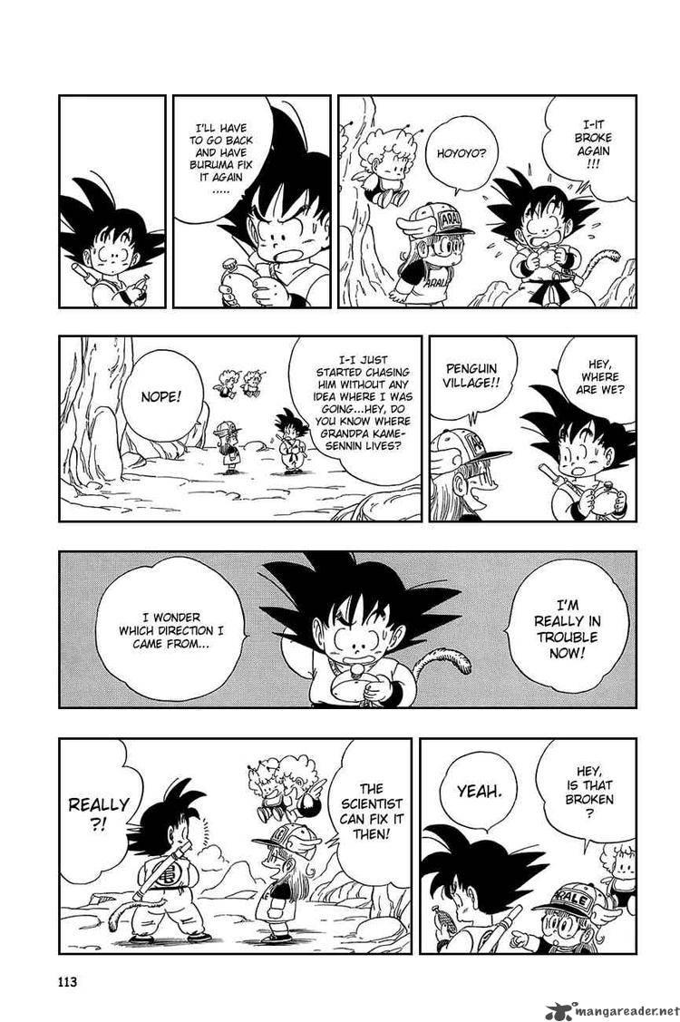 Dragon Ball, Chapter 82 image 010