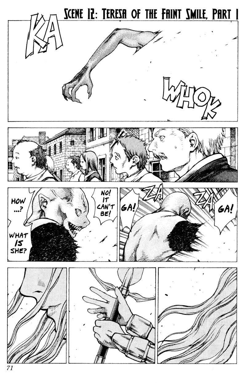 Claymore, Chapter 12 image 001