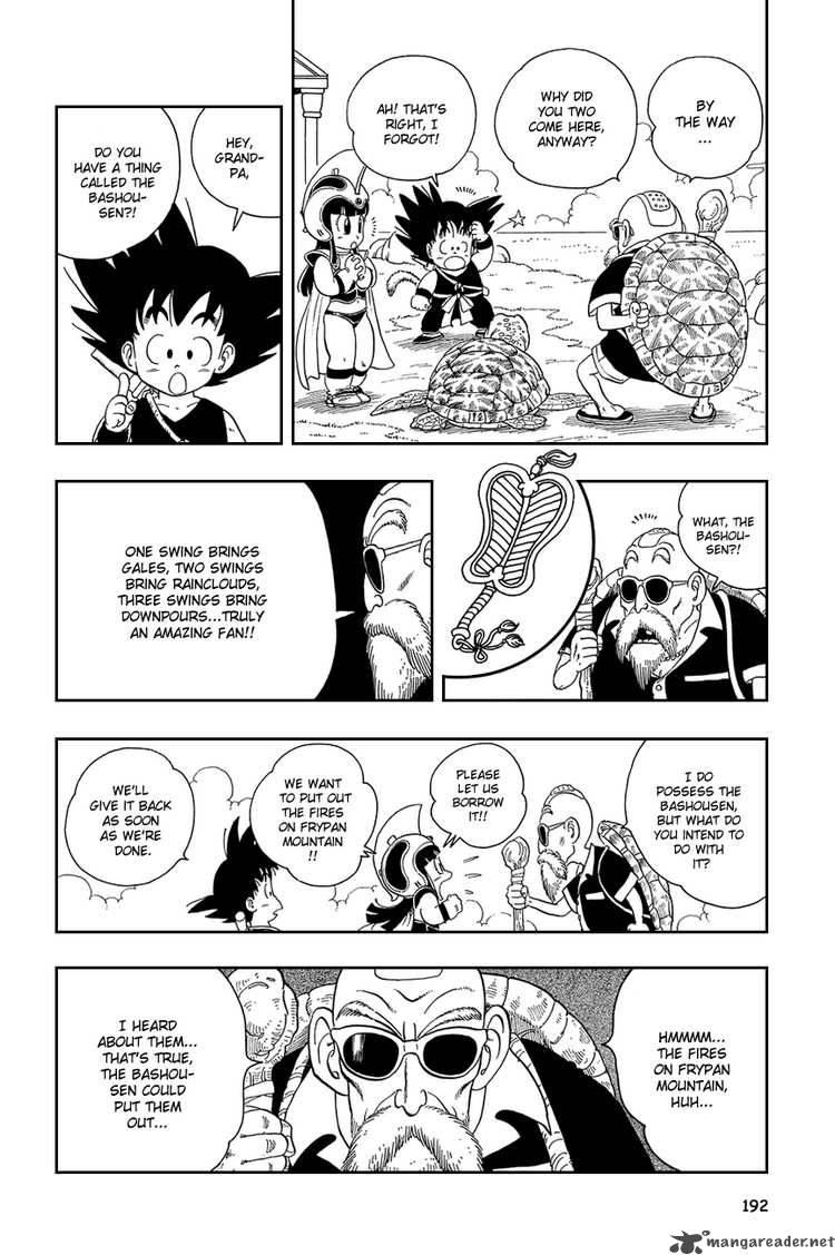 Dragon Ball, Chapter 13 image 005