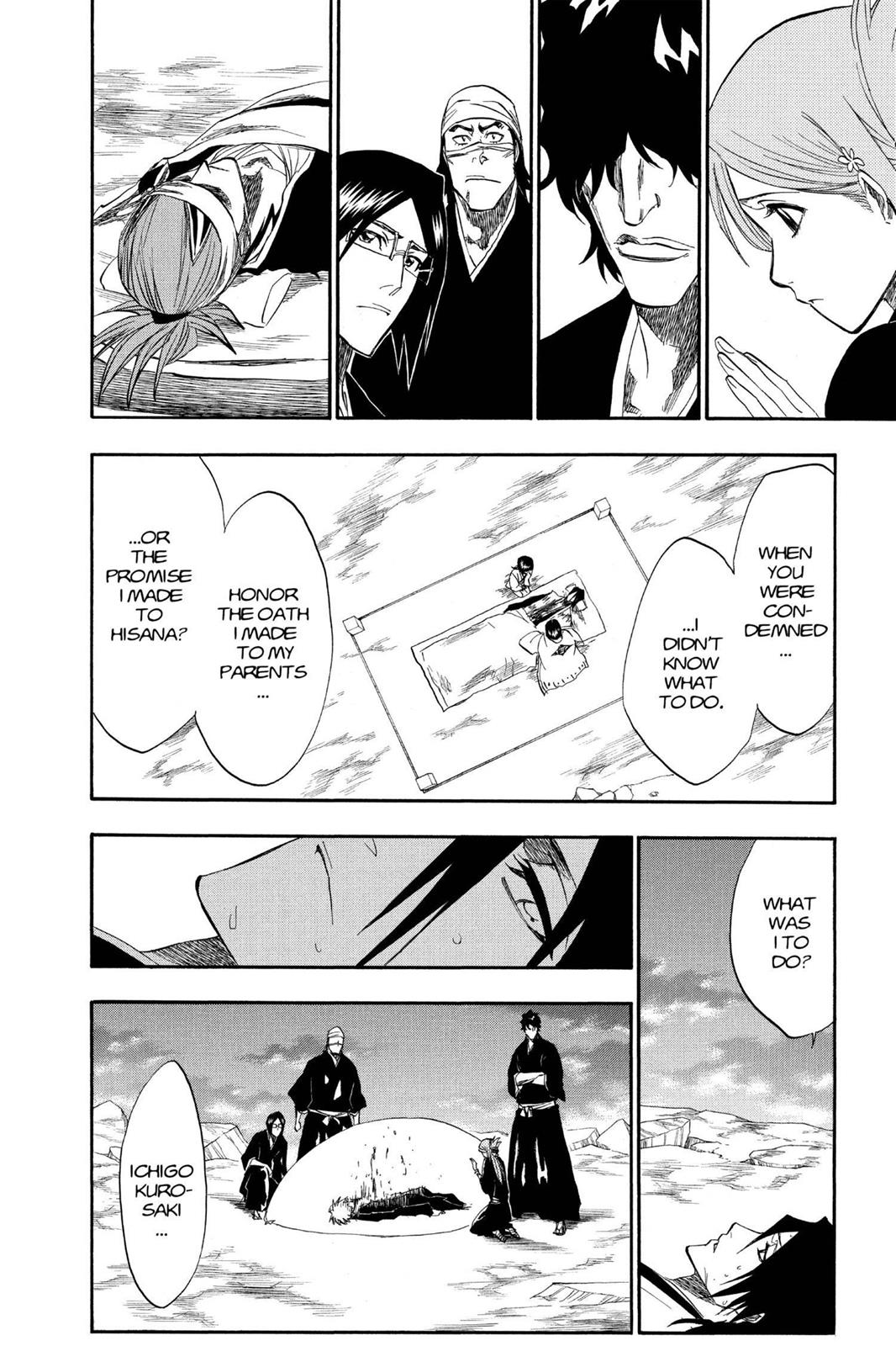 Bleach, Chapter 179 image 023