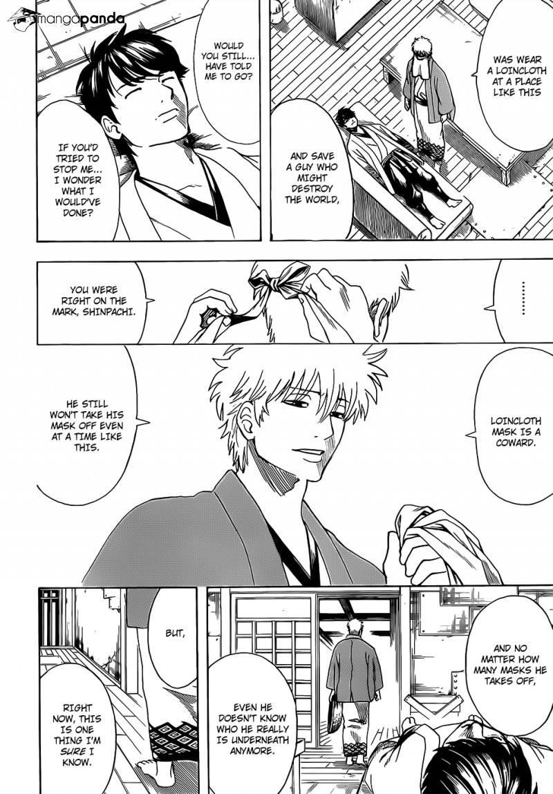 Gintama Chapter, 688 image 016