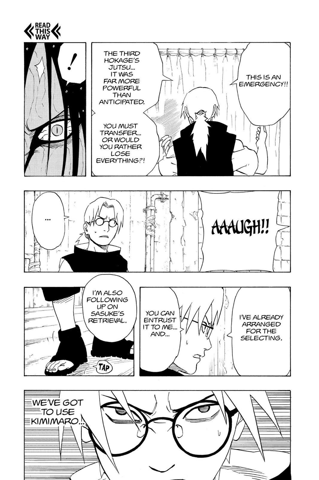 Naruto, Chapter 198 image 017