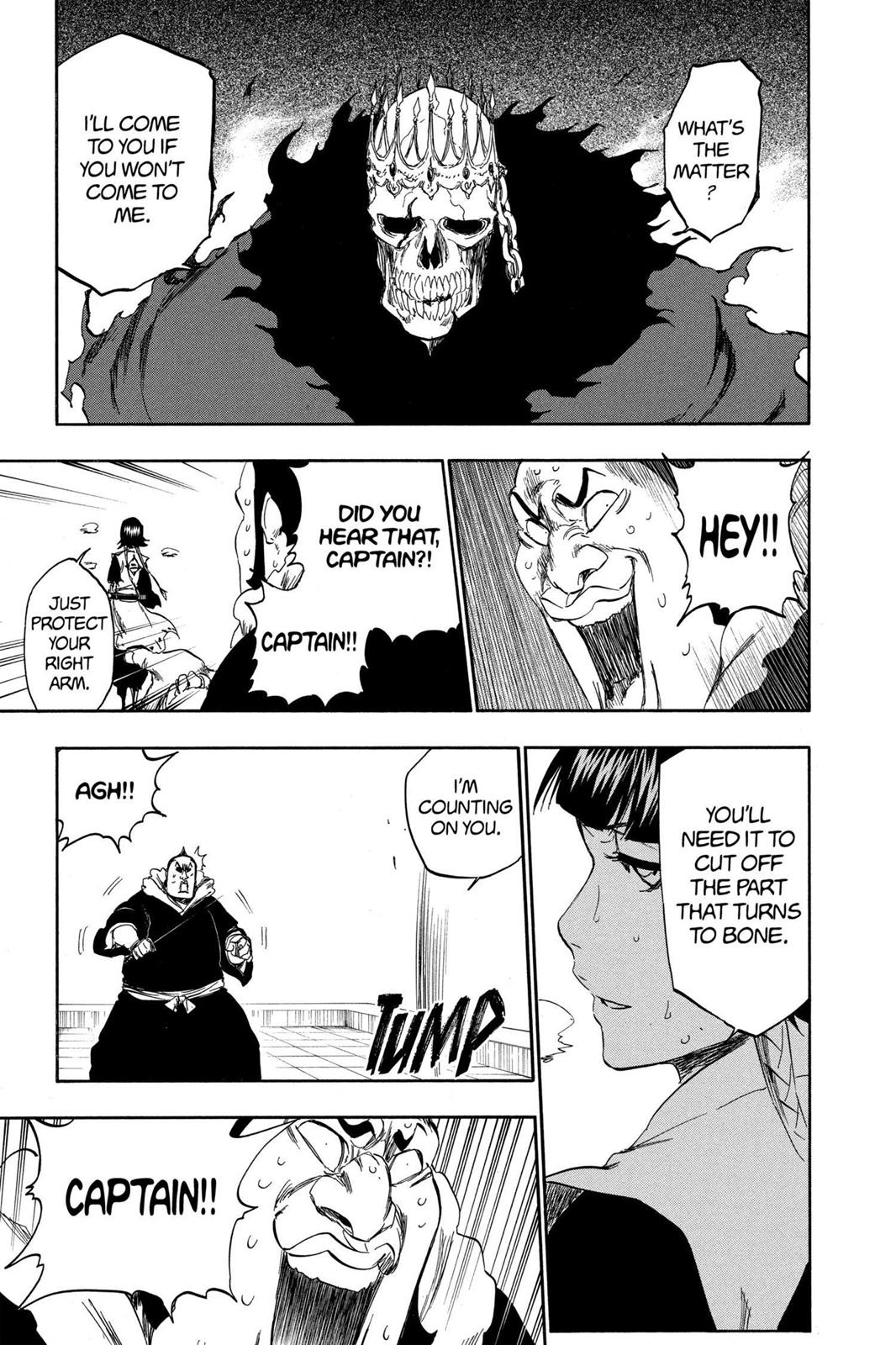 Bleach, Chapter 358 image 011