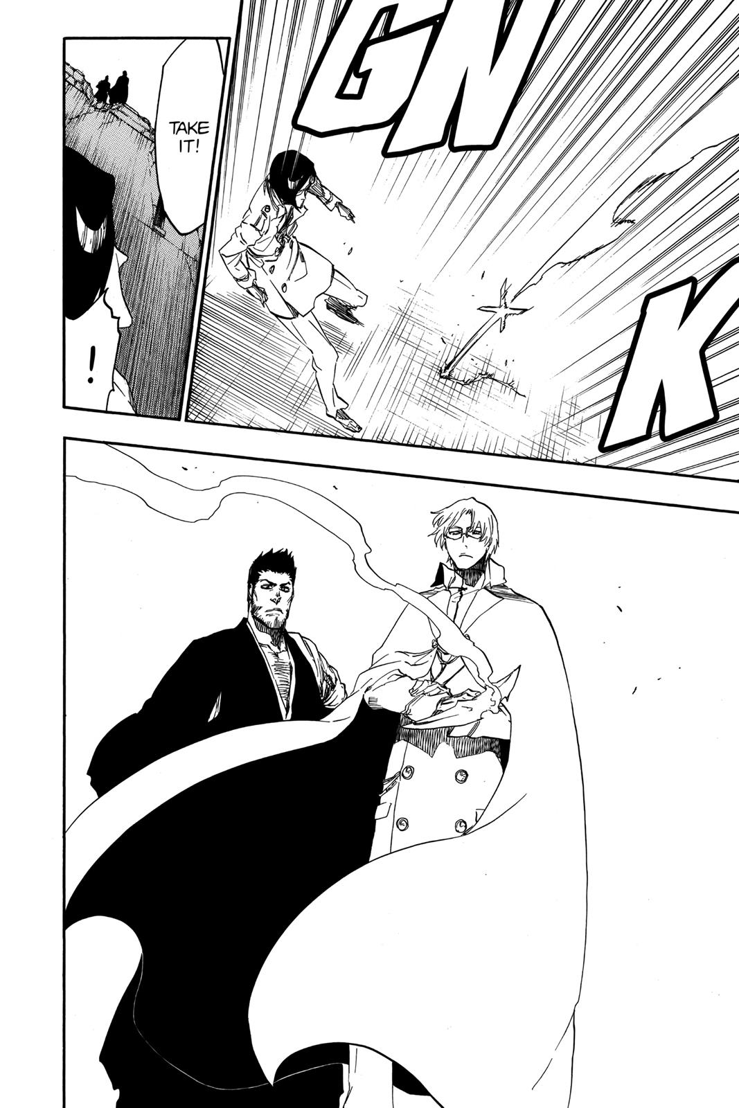 Bleach, Chapter 682 image 004