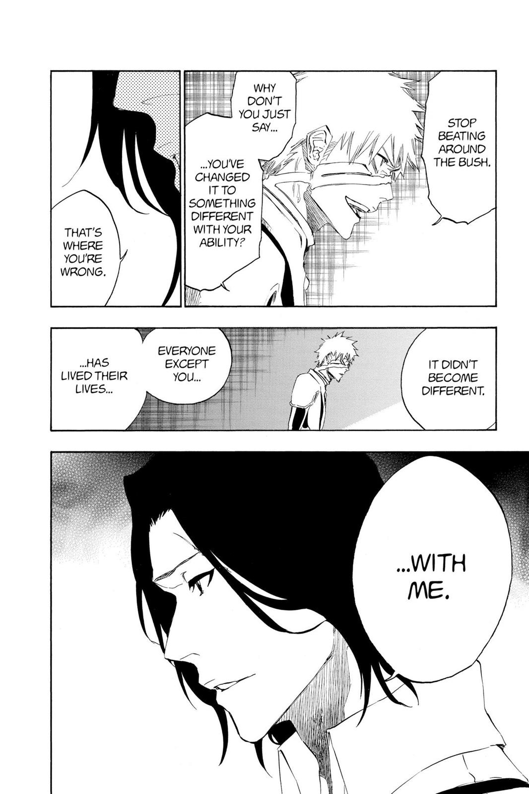 Bleach, Chapter 456 image 013