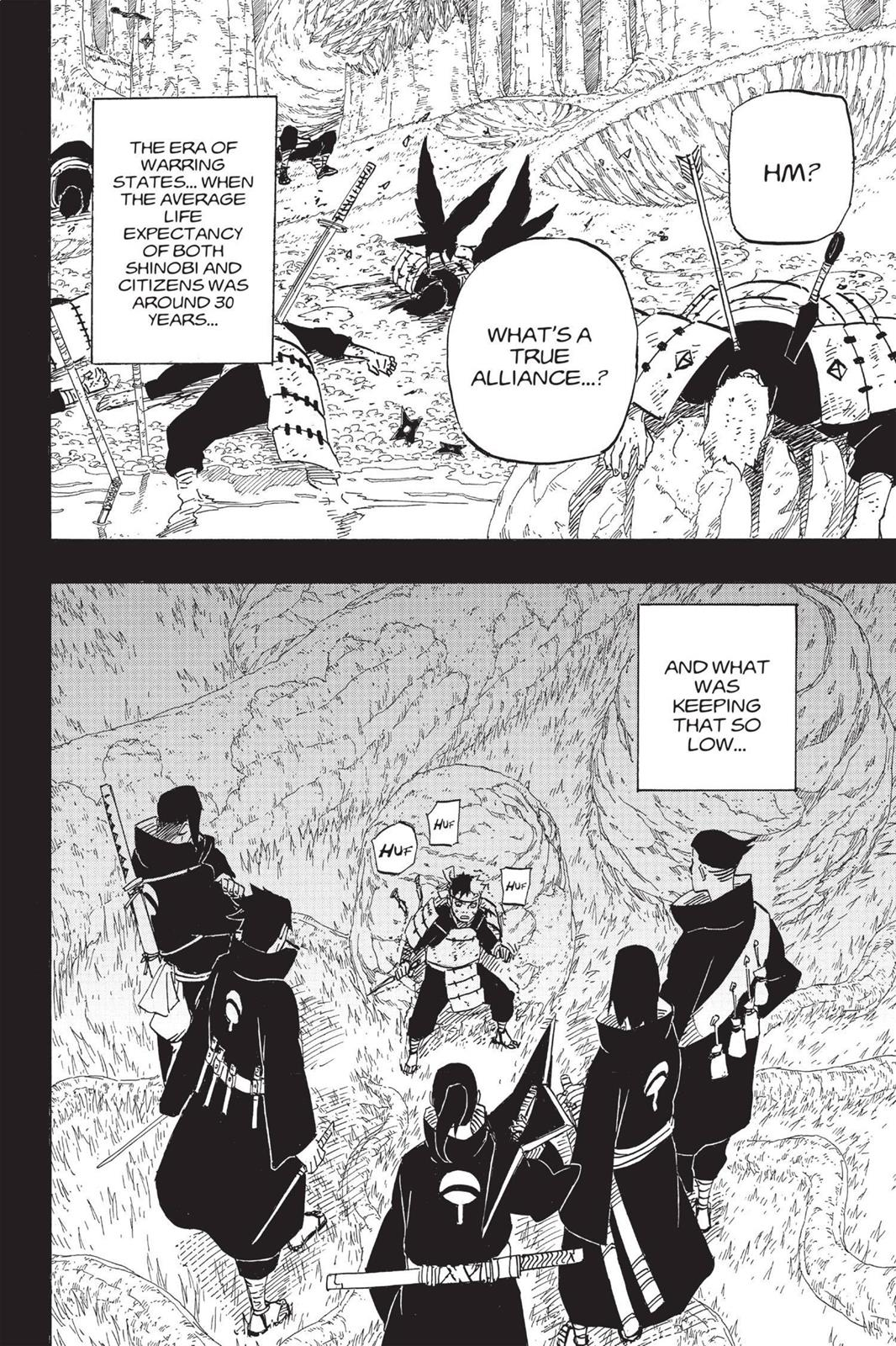Naruto, Chapter 622 image 012