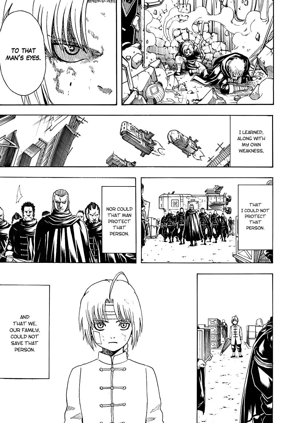 Gintama Chapter, 581 image 013