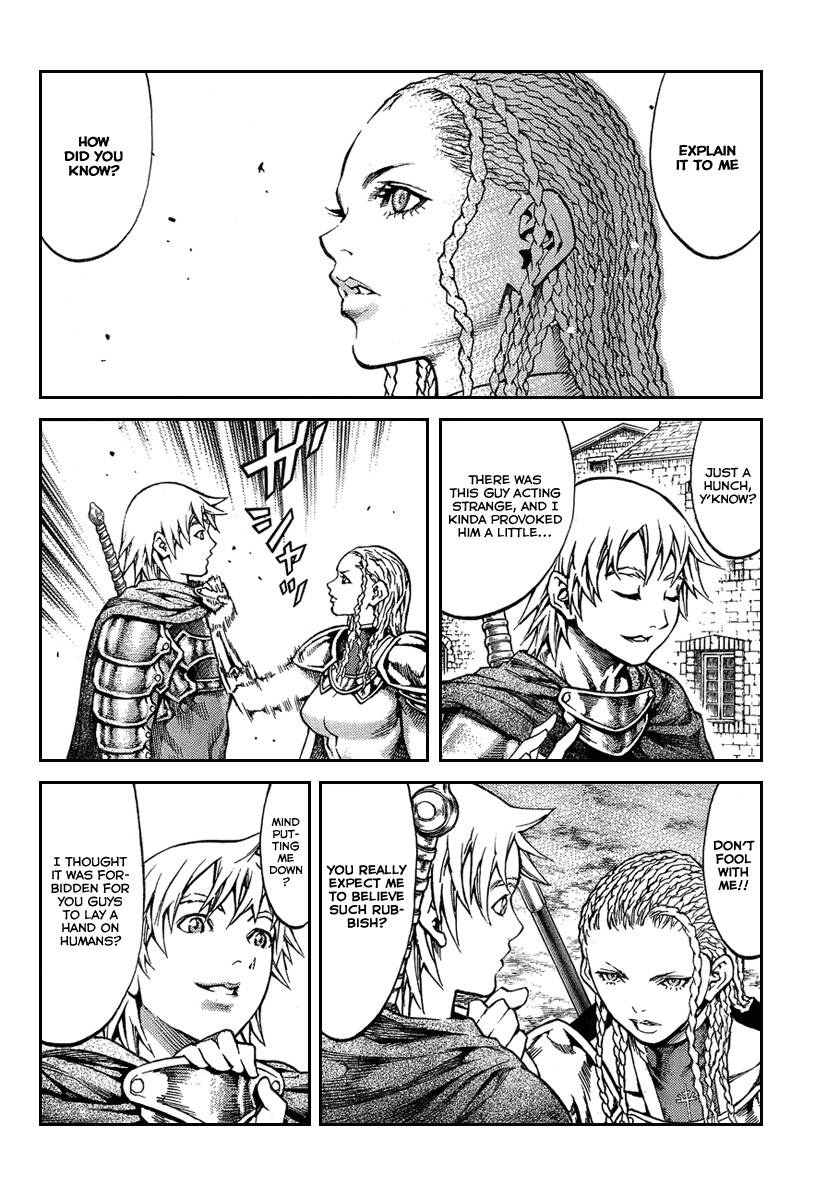 Claymore, Chapter 81 image 010