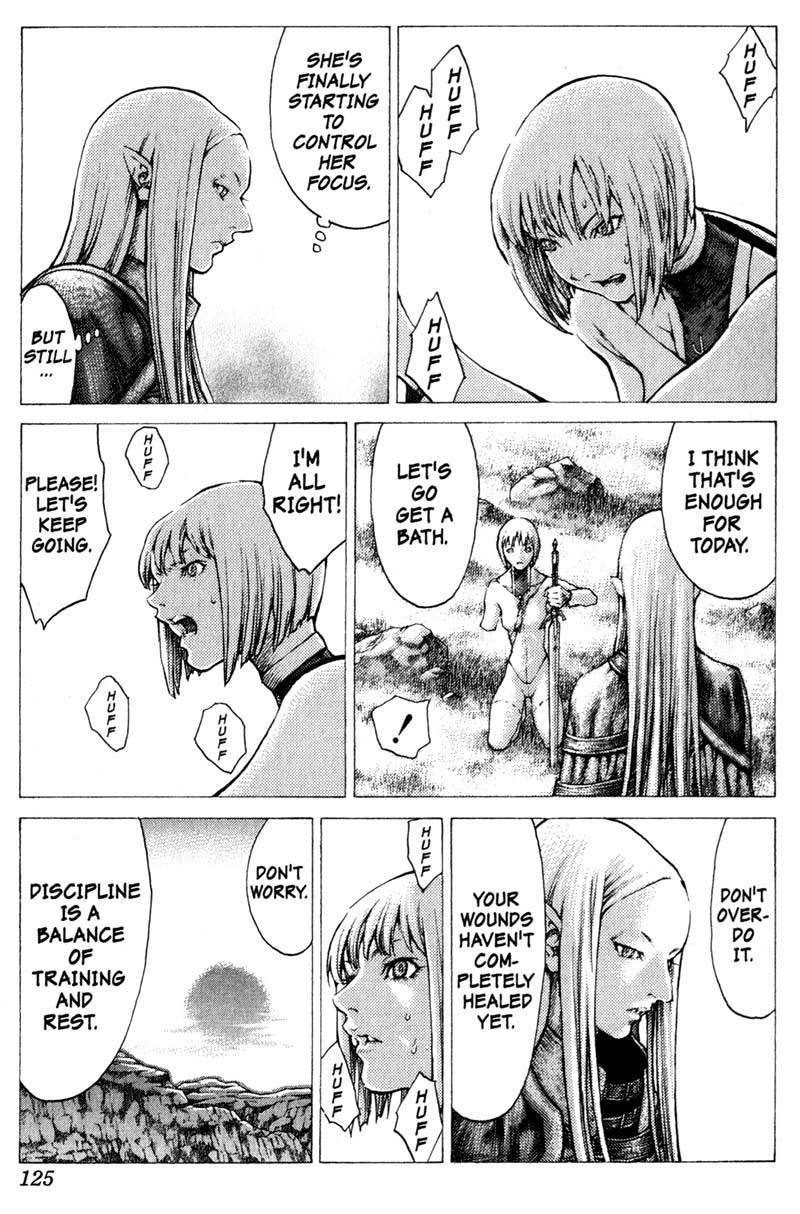 Claymore, Chapter 38 image 003