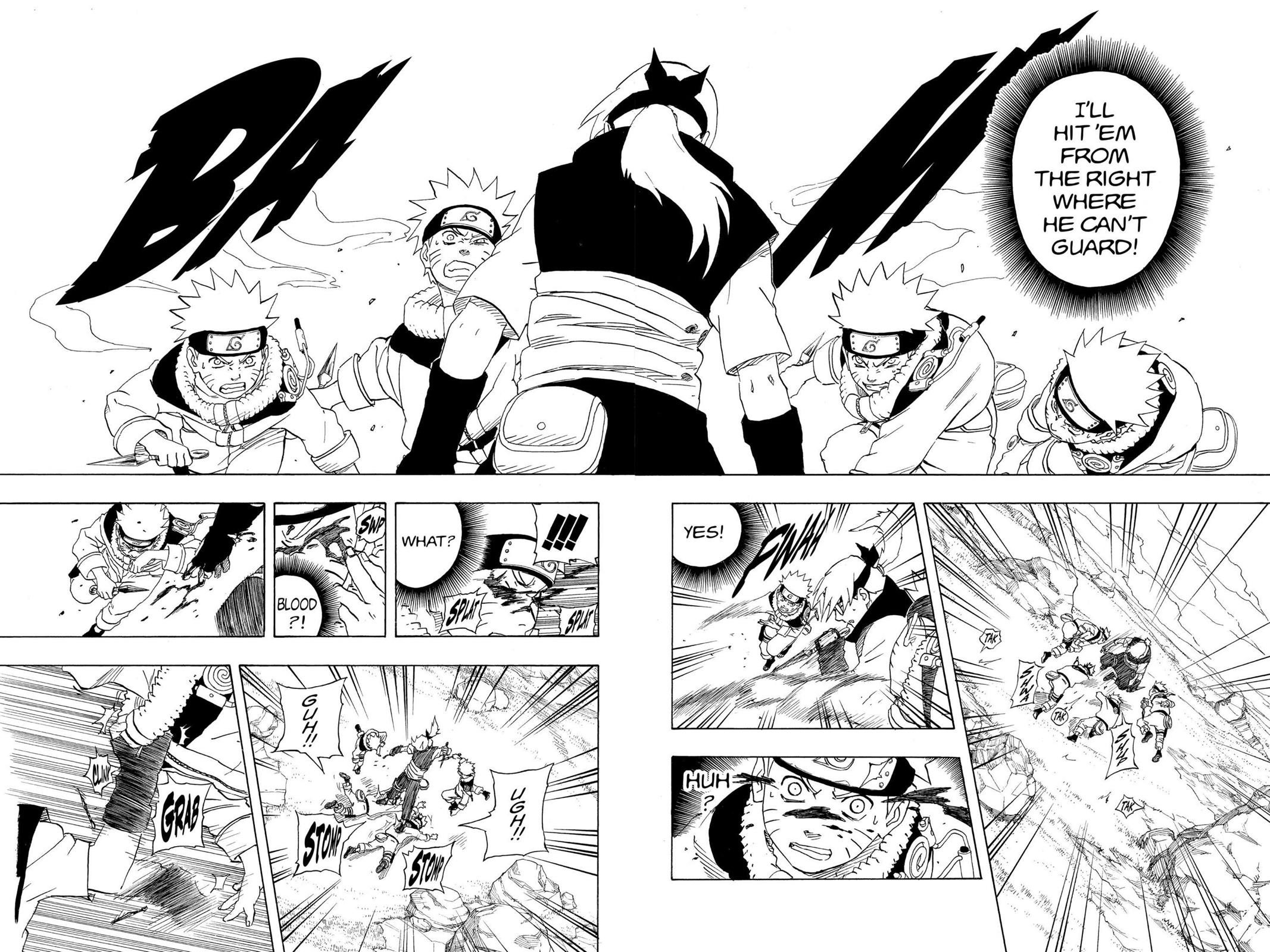 Naruto, Chapter 165 image 010