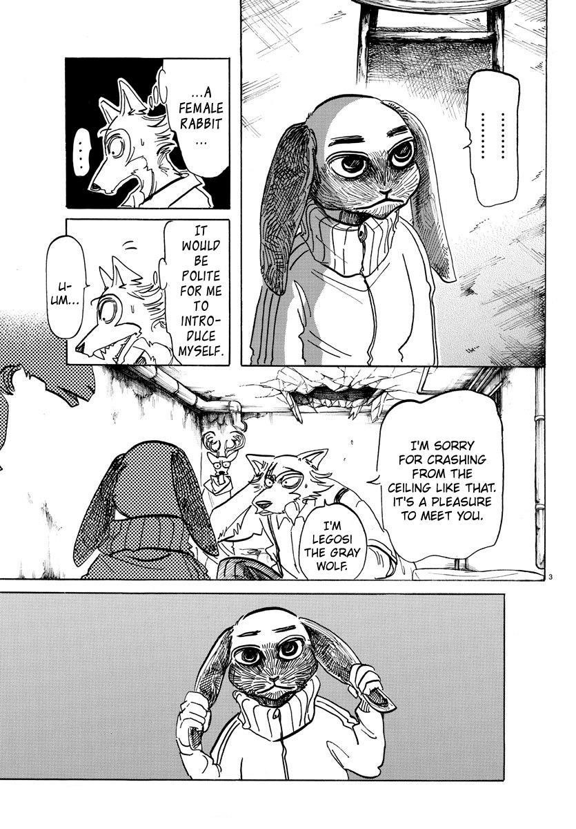 Beastars Manga, Chapter 159 image 003