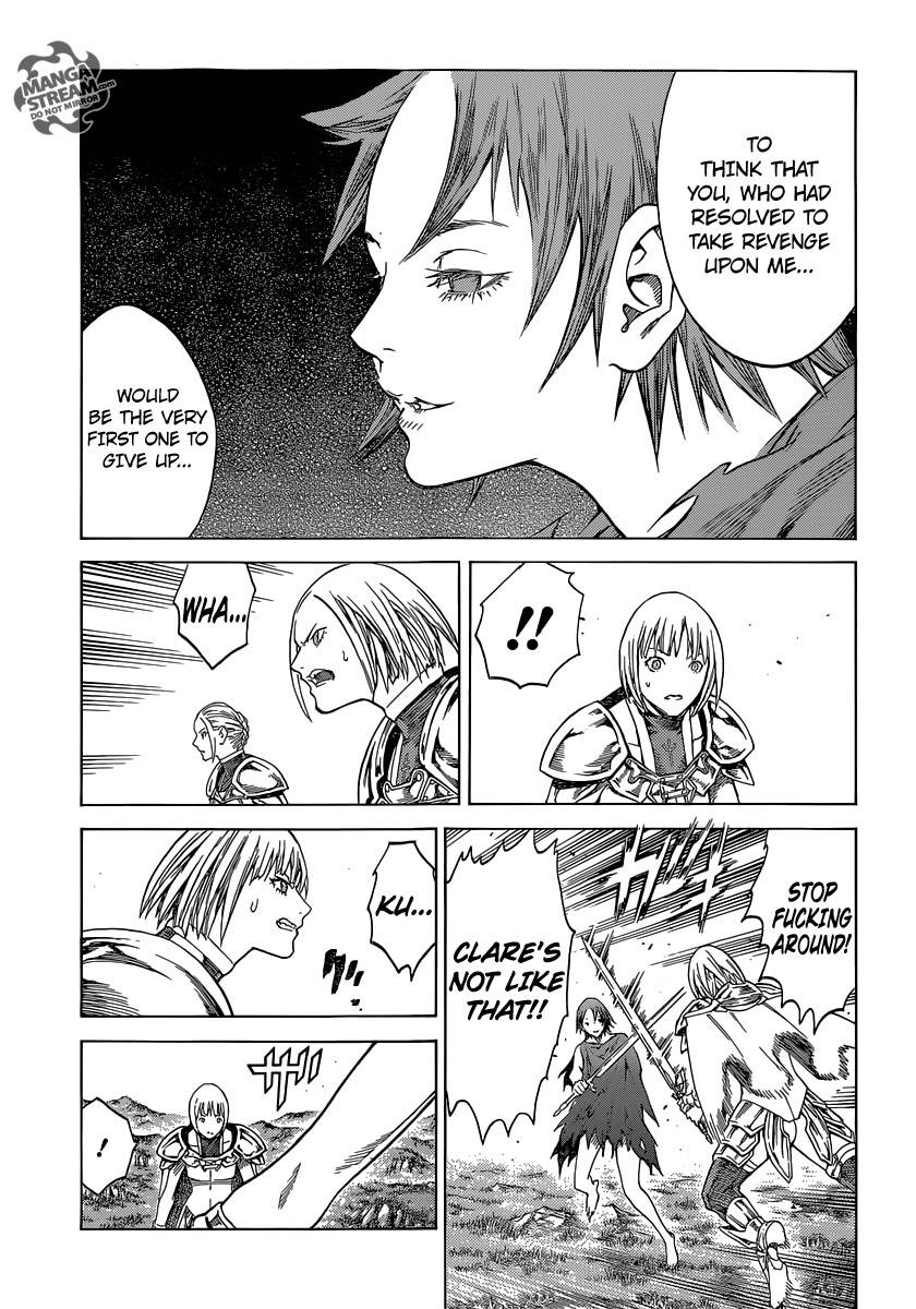 Claymore, Chapter 145 image 024