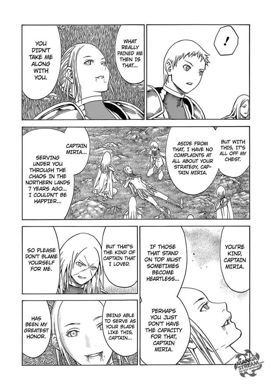 Claymore, Chapter 148 image 022