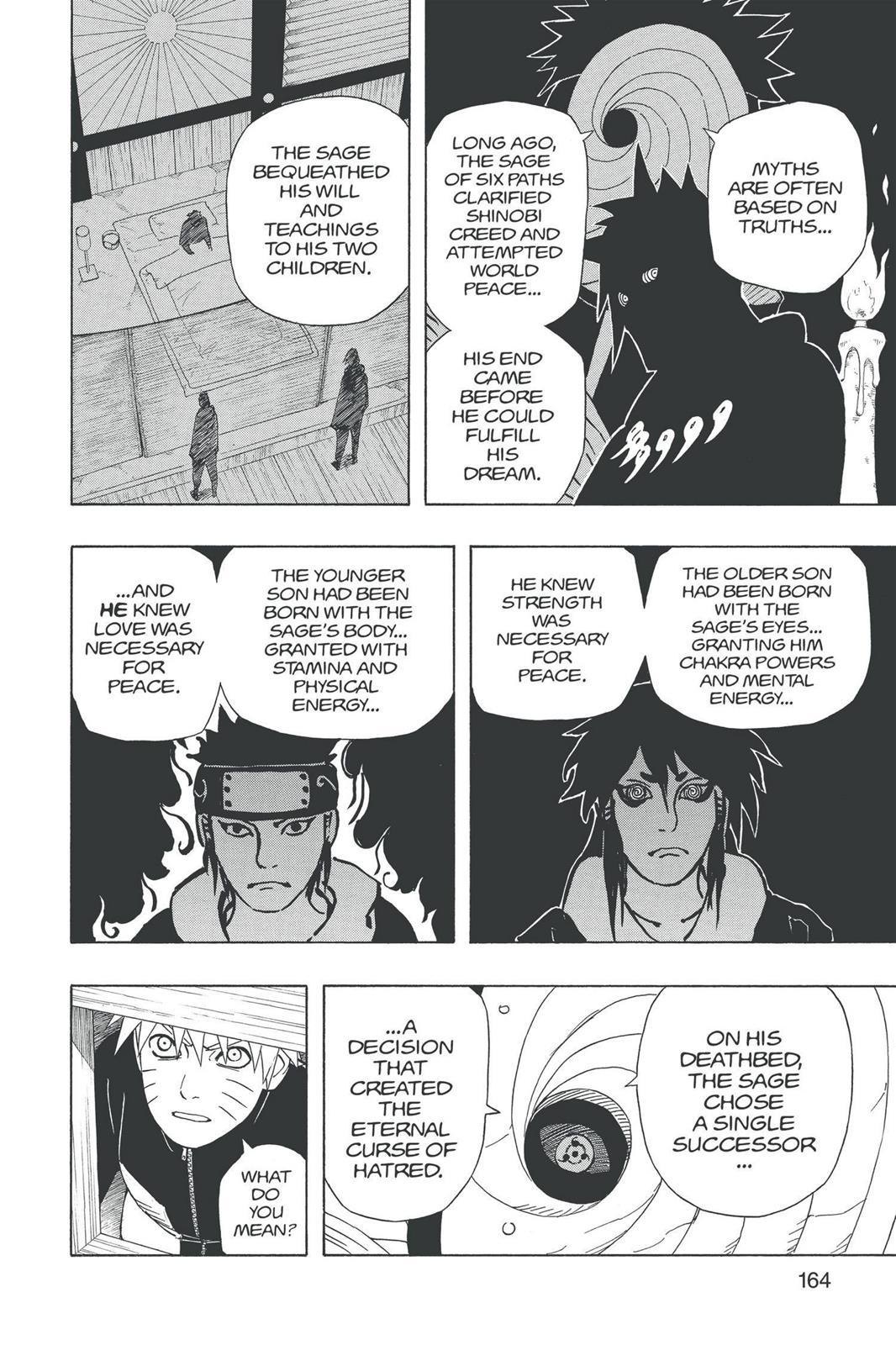 Naruto, Chapter 462 image 012