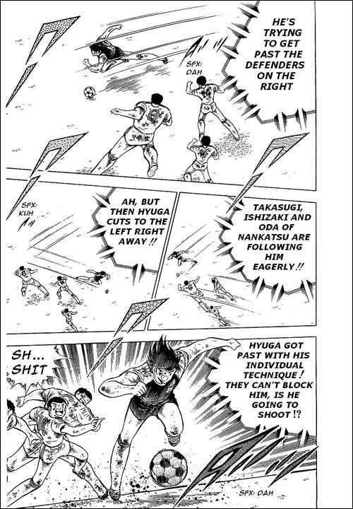 Captain Tsubasa, Chapter 84 image 019