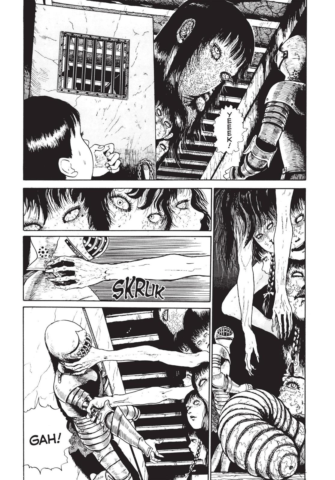 Tomie, Chapter 6 image 027