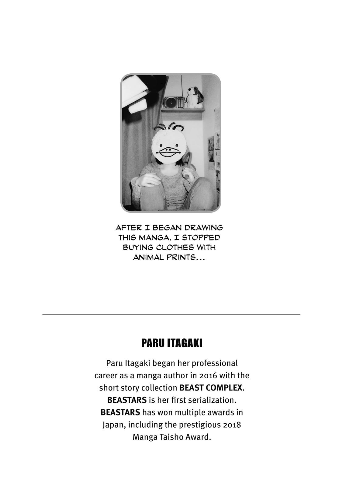 Beastars Manga, Chapter 25 image 026
