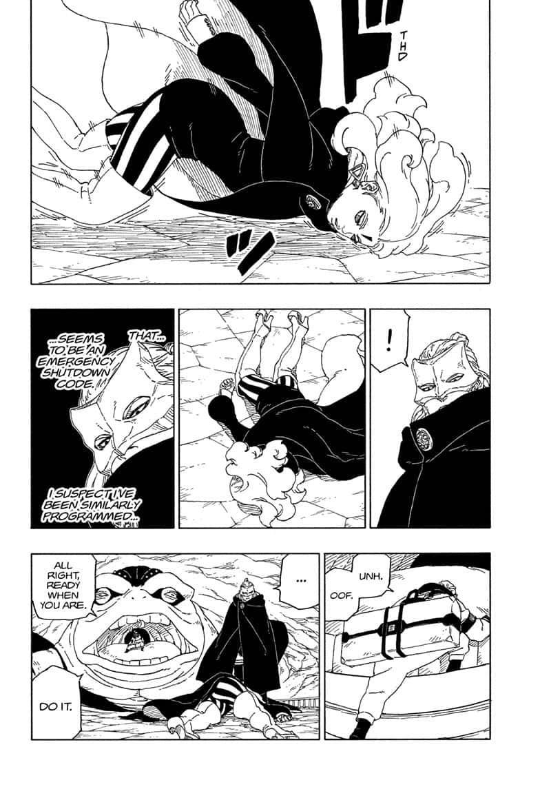 Boruto Manga, Chapter 44 image 010