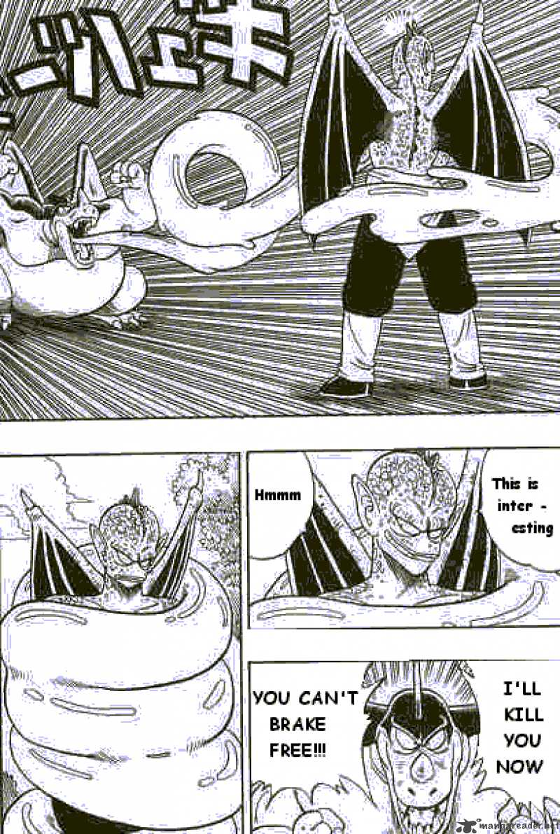 Dragon Ball, Chapter 140 image 006