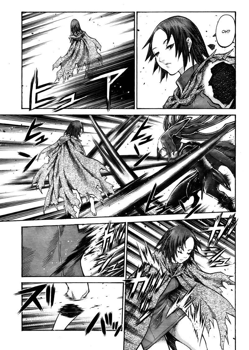 Claymore, Chapter 98 image 025