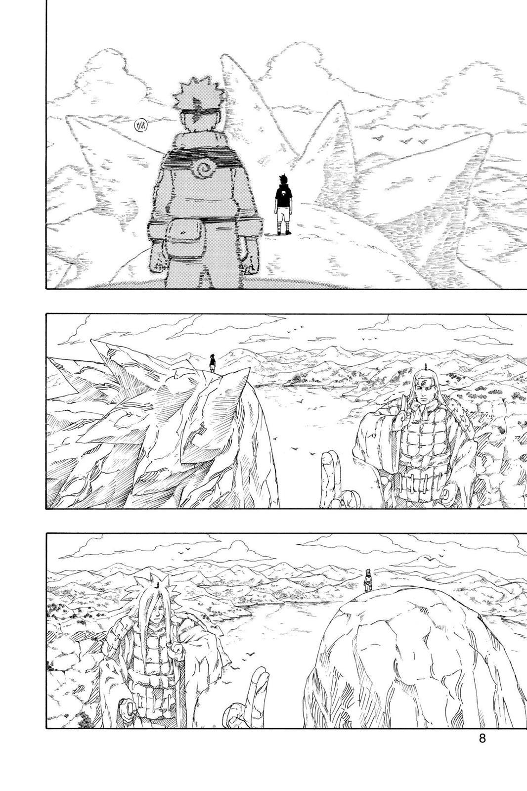 Naruto, Chapter 218 image 009