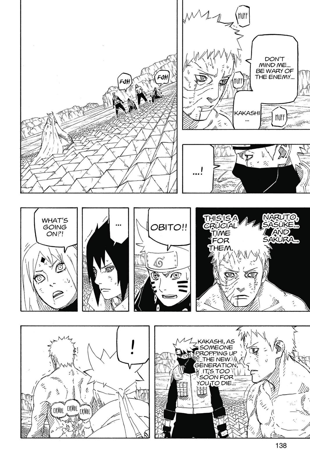Naruto, Chapter 687 image 002